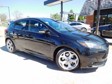 2013 Ford Focus for sale at Denver Auto Company in Parker CO