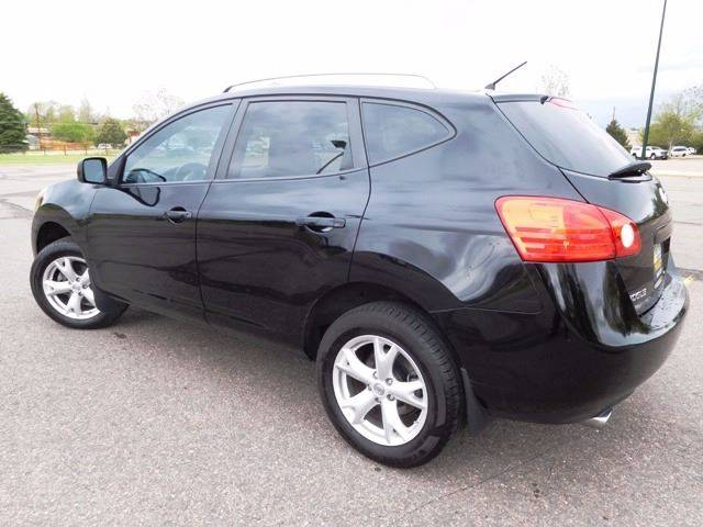 2009 Nissan Rogue for sale at Denver Auto Company in Parker CO
