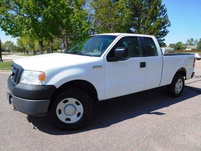 2007 Ford F-150 for sale at Denver Auto Company in Parker CO