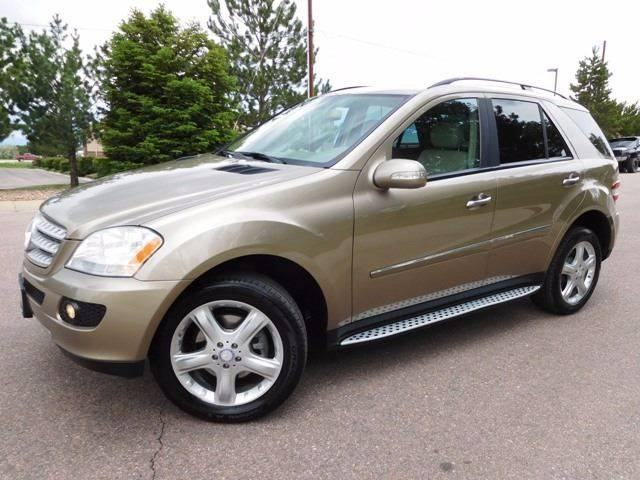 2008 Mercedes-Benz M-Class for sale at Denver Auto Company in Parker CO