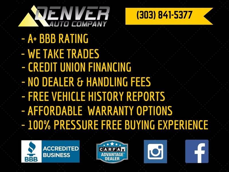 2009 Chevrolet Express Cargo for sale at Denver Auto Company in Parker CO