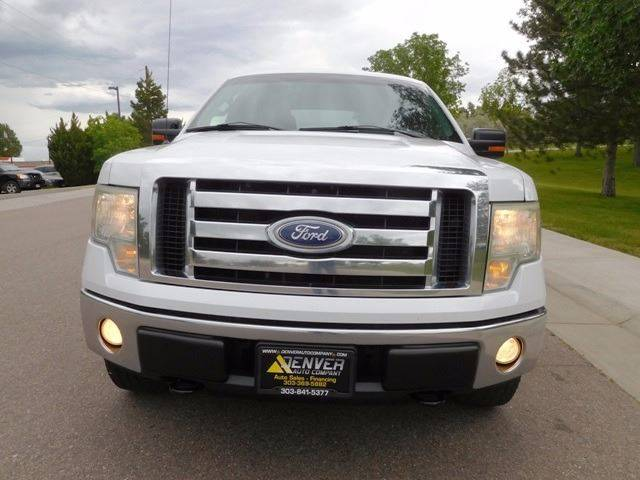 2010 Ford F-150 for sale at Denver Auto Company in Parker CO
