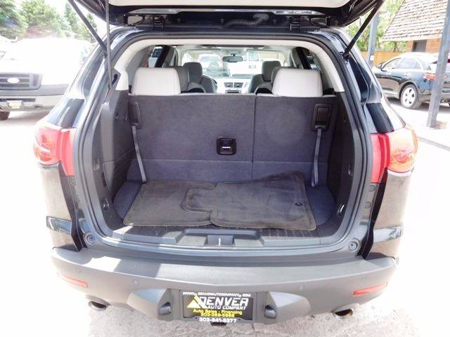 2010 Chevrolet Traverse for sale at Denver Auto Company in Parker CO