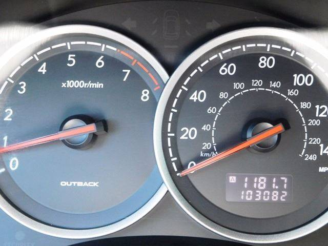 2006 Subaru Outback for sale at Denver Auto Company in Parker CO