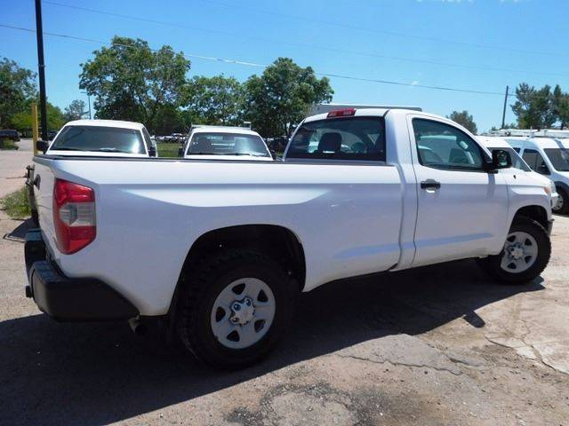 2014 Toyota Tundra for sale at Denver Auto Company in Parker CO