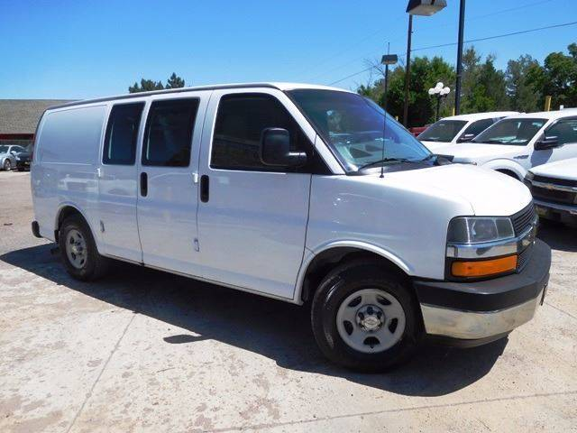 2008 Chevrolet Express Cargo for sale at Denver Auto Company in Parker CO