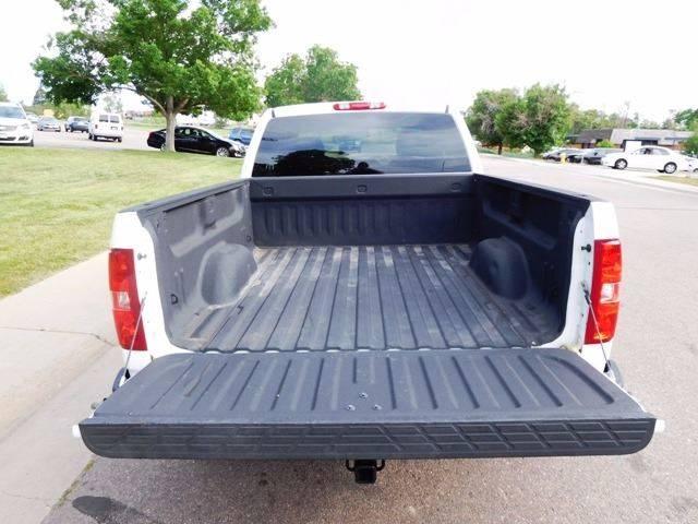 2008 Chevrolet Silverado 1500 for sale at Denver Auto Company in Parker CO