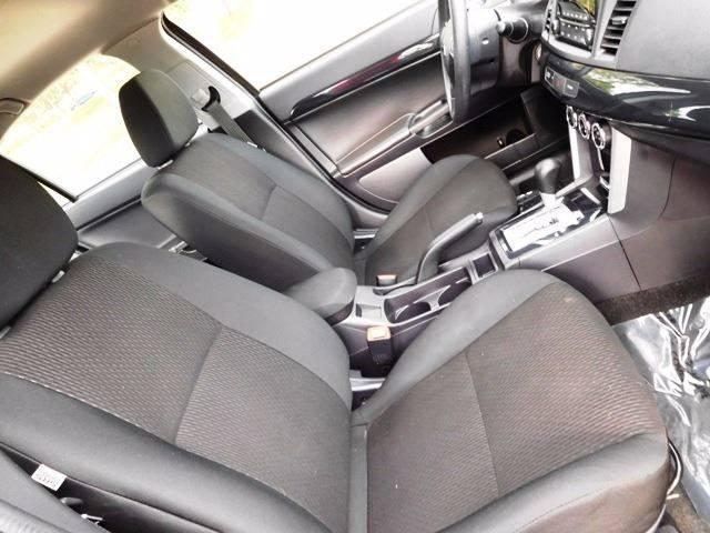 2016 Mitsubishi Lancer for sale at Denver Auto Company in Parker CO