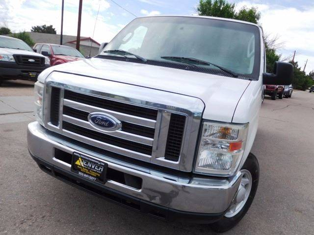 2010 Ford E-Series Wagon for sale at Denver Auto Company in Parker CO