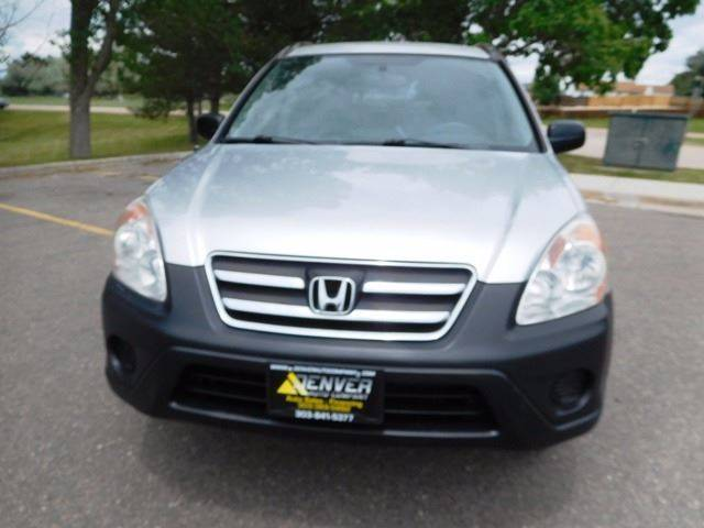 2005 Honda CR-V for sale at Denver Auto Company in Parker CO