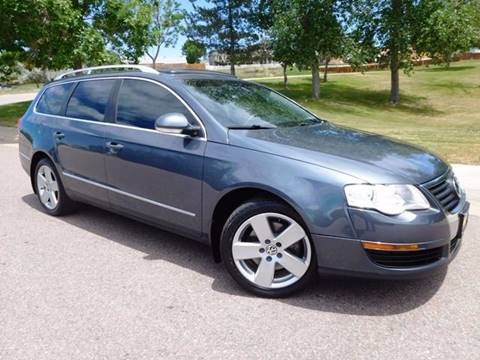 2009 Volkswagen Passat for sale at Denver Auto Company in Parker CO
