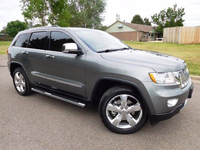 2011 Jeep Grand Cherokee for sale at Denver Auto Company in Parker CO