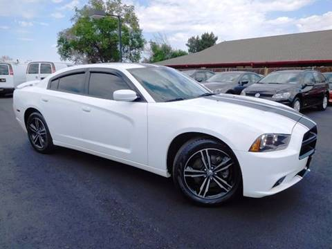 2013 Dodge Charger for sale at Denver Auto Company in Parker CO