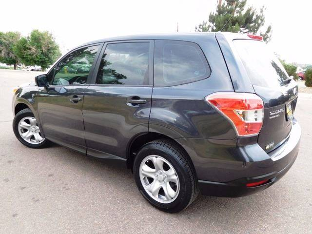 2014 Subaru Forester for sale at Denver Auto Company in Parker CO