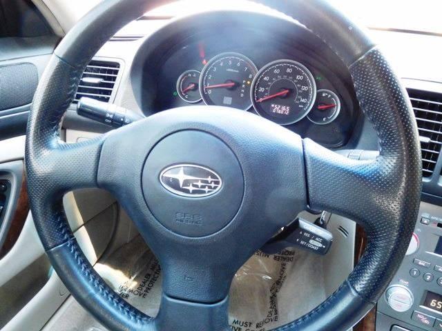 2007 Subaru Legacy for sale at Denver Auto Company in Parker CO
