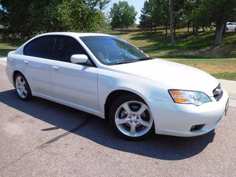 2007 Subaru Legacy for sale at Denver Auto Company in Parker CO