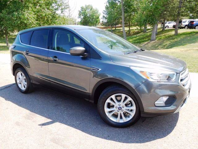 2017 Ford Escape for sale at Denver Auto Company in Parker CO