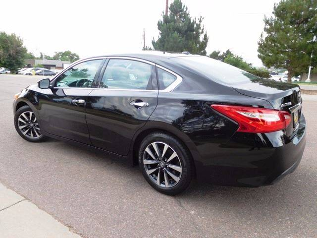 2017 Nissan Altima for sale at Denver Auto Company in Parker CO
