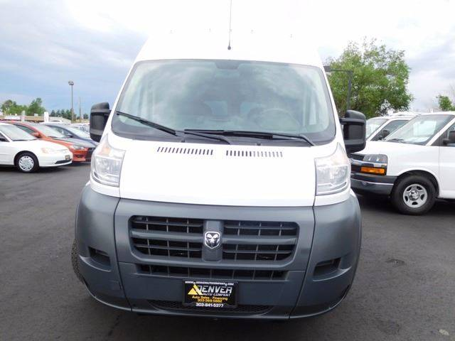2017 RAM ProMaster Cargo for sale at Denver Auto Company in Parker CO