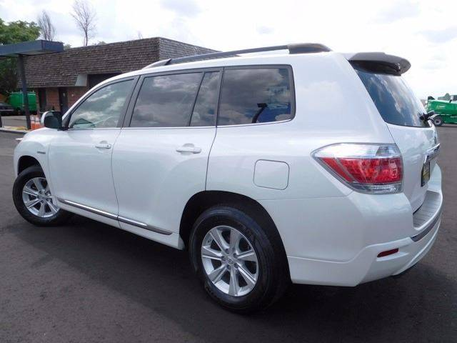 2012 Toyota Highlander Hybrid for sale at Denver Auto Company in Parker CO