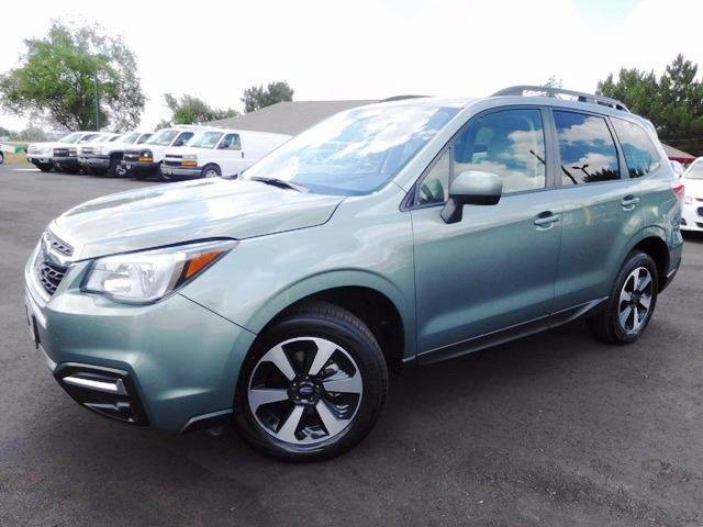 2017 Subaru Forester for sale at Denver Auto Company in Parker CO