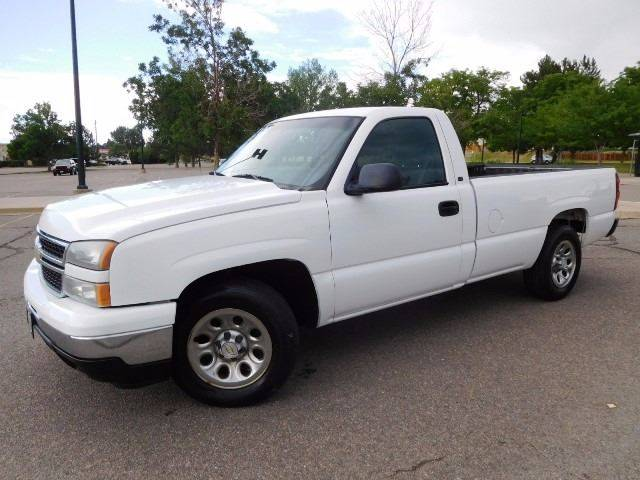 2006 Chevrolet Silverado 1500 for sale at Denver Auto Company in Parker CO