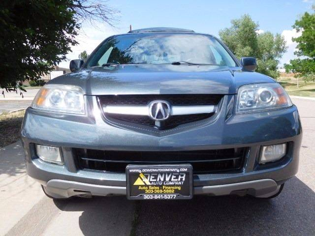 2006 Acura MDX for sale at Denver Auto Company in Parker CO
