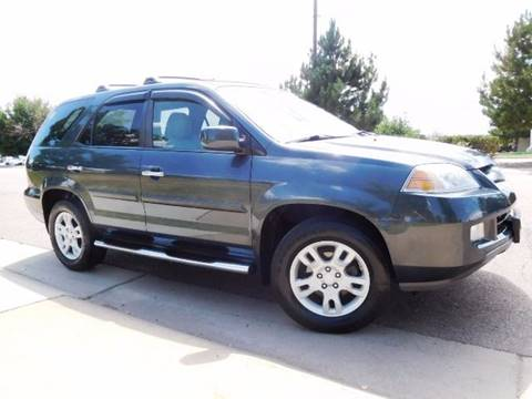 2006 Acura MDX for sale at Denver Auto Company in Parker CO