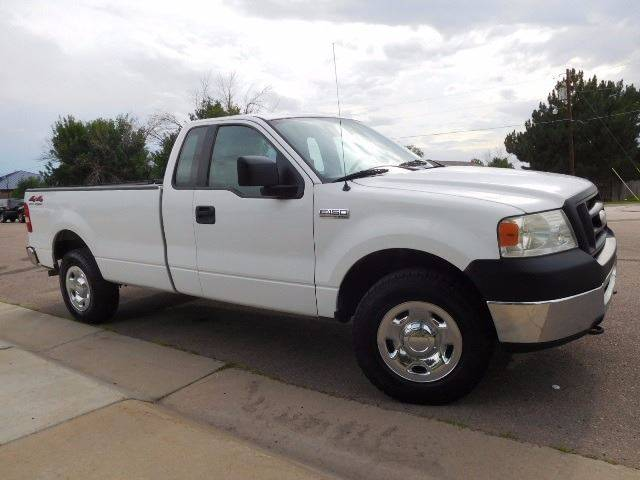 2008 Ford F-150 for sale at Denver Auto Company in Parker CO