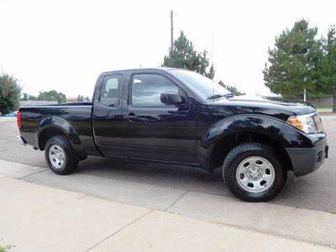 2016 Nissan Frontier for sale at Denver Auto Company in Parker CO