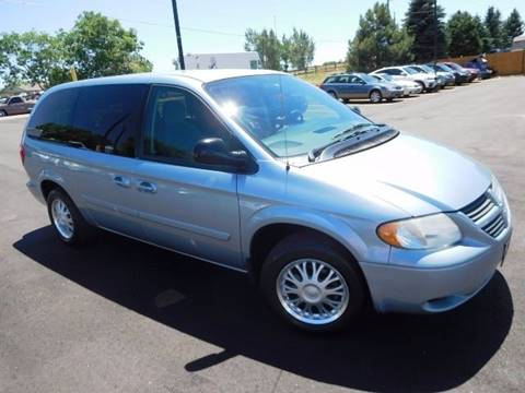 2005 Dodge Grand Caravan for sale at Denver Auto Company in Parker CO