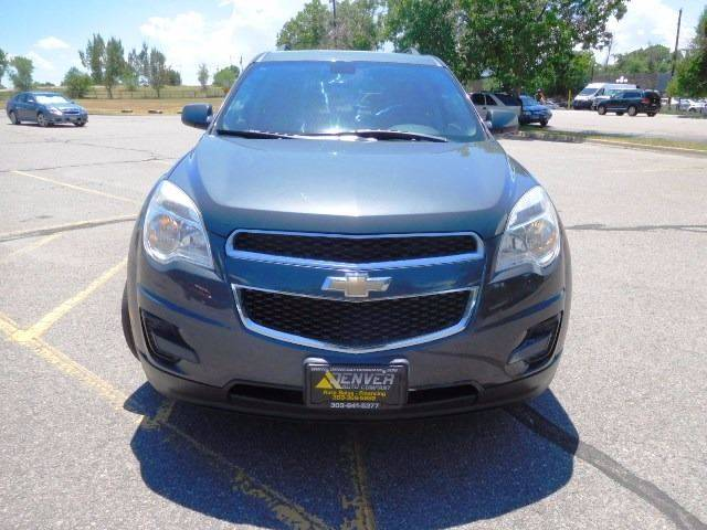 2010 Chevrolet Equinox for sale at Denver Auto Company in Parker CO