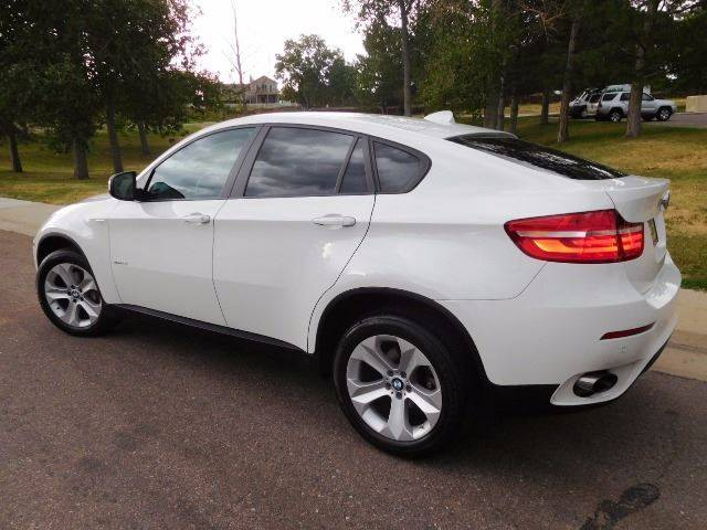 2014 BMW X6 for sale at Denver Auto Company in Parker CO