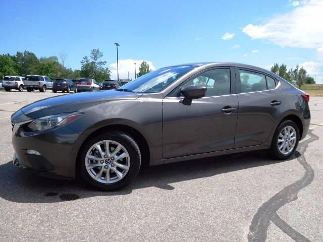 2016 Mazda MAZDA3 for sale at Denver Auto Company in Parker CO
