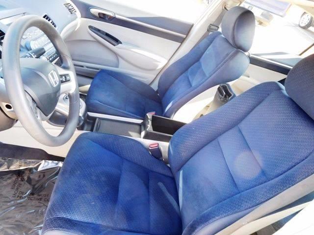 2008 Honda Civic for sale at Denver Auto Company in Parker CO