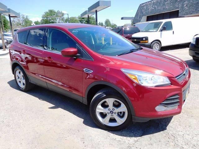2013 Ford Escape for sale at Denver Auto Company in Parker CO