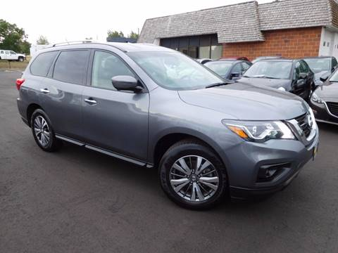 2017 Nissan Pathfinder for sale at Denver Auto Company in Parker CO