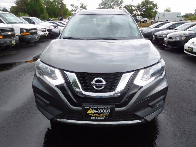 2017 Nissan Rogue for sale at Denver Auto Company in Parker CO
