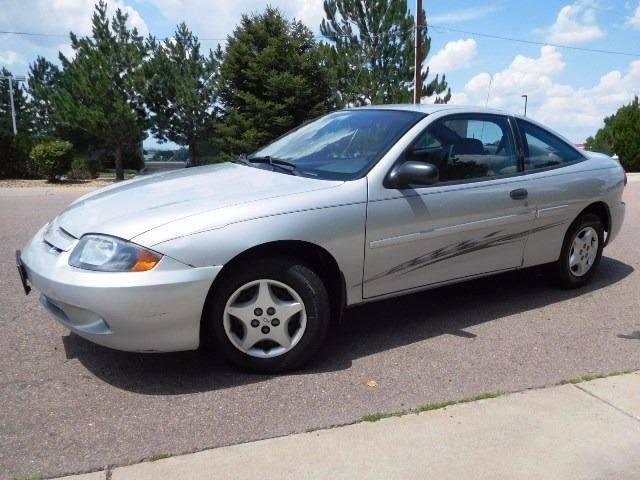 2005 Chevrolet Cavalier for sale at Denver Auto Company in Parker CO