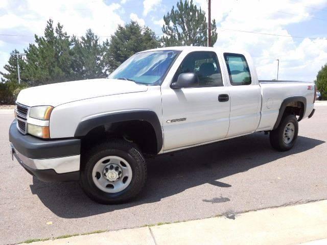 2006 Chevrolet Silverado 2500HD for sale at Denver Auto Company in Parker CO