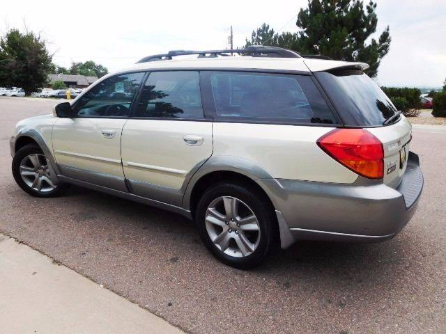 2005 Subaru Outback for sale at Denver Auto Company in Parker CO