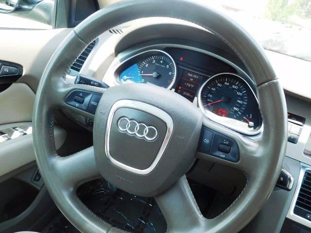 2008 Audi Q7 for sale at Denver Auto Company in Parker CO
