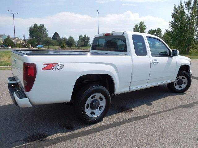 2010 Chevrolet Colorado for sale at Denver Auto Company in Parker CO