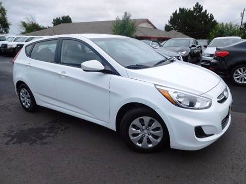 2017 Hyundai Accent for sale at Denver Auto Company in Parker CO