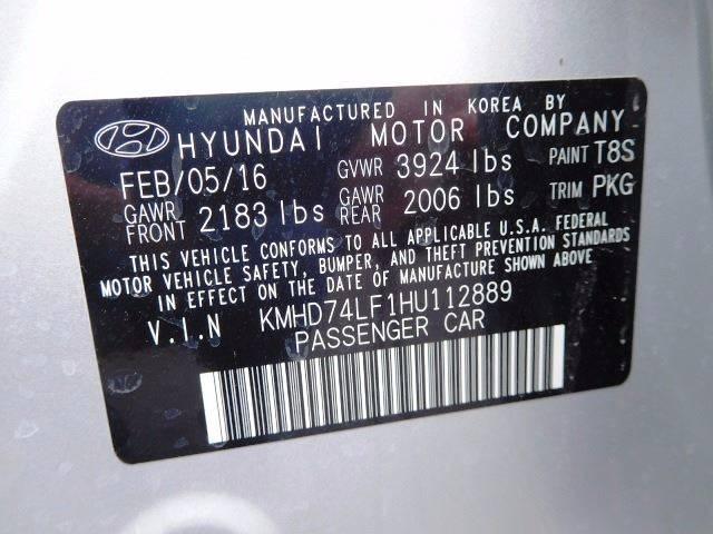 2017 Hyundai Elantra for sale at Denver Auto Company in Parker CO