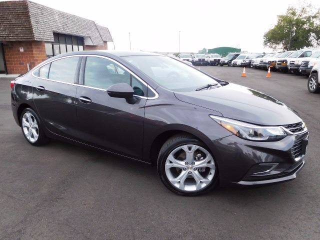 2017 Chevrolet Cruze for sale at Denver Auto Company in Parker CO