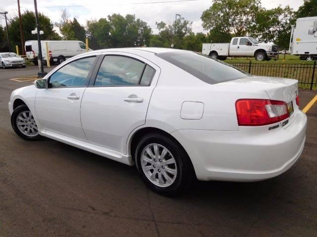 2010 Mitsubishi Galant for sale at Denver Auto Company in Parker CO