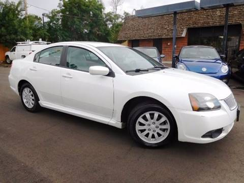 2010 Mitsubishi Galant for sale at Denver Auto Company in Parker CO