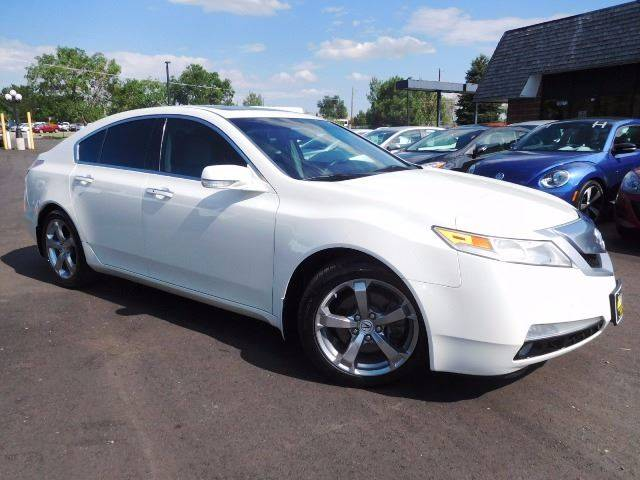 2010 Acura TL for sale at Denver Auto Company in Parker CO