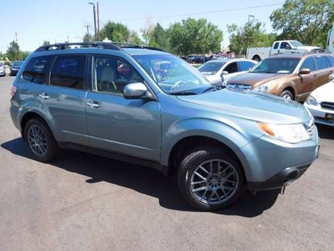 2009 Subaru Forester for sale at Denver Auto Company in Parker CO